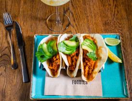 Chicken Tacos 350g